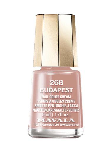 Mavala Mavala 268 Budapest Oje Pembe